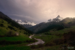 El  valle (The valley)