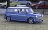 1970 Morris MINI MK-2 Panel Van (Time Off Photography) Tags: bargonsw bargopsshowshine mini morrisminimk2panelvan nswbfy68d olympusomdem10 paulleader car vehicle automobile motorvehicle transport carshow classiccar nsw newsouthwales australia britishcar