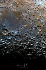 Mare Nectaris (manuel.huss) Tags: moon space mare terminator crater theophilus mineral color detail surface astronomy astrophotography telescope maksutov zwoasi