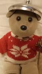 Tell Me Your Name! (Visual Photons) Tags: maximus bear ted gladiator roman rome