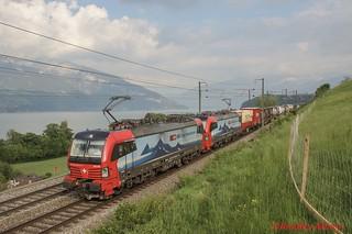 SBB Cargo BR 193 461
