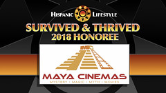 Survived and Thrived Honoree Maya Cinemas