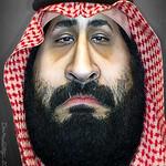 Mohammad bin Salman - Caricature thumbnail