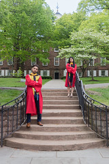 mary&naweed (55 of 101) (justinmay1) Tags: mary naweed grad graduation college rutgersuniversity rutgers collegeave yard