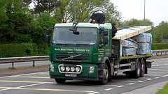 PN09 CHO (Martin's Online Photography) Tags: vofm3 wetwang lorry vehicle freight haulage commercial truck a580 leigh lancashire nikon nikond7200