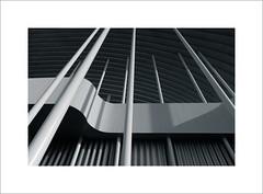 woven in (ekkiPics) Tags: blackandwhite upwards structure sports soccer matmutatlantique architecture stadion stadium bordeaux flickrmeet