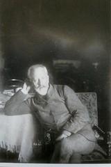 People  - Peter Tchaikovsky (a_garvey) Tags: postcard postcrossing tchaikovsky people music portrait blackwhite retro