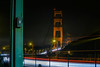 curb lane (pbo31) Tags: bayarea california nikon d810 color dark night city urban may 2018 boury pbo31 sanfrancisco marincounty northbay goldengatenationalrecreationarea goldengatebridge 101 bridge vistapointnorth lightstream traffic motion roadway infinity over view black