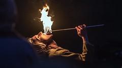 TRiX Eldföreställning (tonyguest) Tags: trix eldföreställning adelsö valborg valborgsfirande fire flames mälaren tonyguest stockholm sverige sweden gycklargruppen 2018 alsnu udd vikingar vikings eldshow fireshow