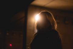 Urban (joshhansenmillenium) Tags: long exposure longexposure nikon nikond5500 d5500 nifty50 50mm modeling photography freelance sunset sunsets clouds kentucky tunnels night time moody lightpainting painting