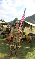 General (destinationsjourney) Tags: ironfest ironfest2018 lithgow australia cosplay costumes costume historicalreenactment historical history worldwar2 us army newsouthwales kingdomofironfest military