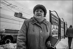 DR160302_0812D (dmitryzhkov) Tags: russia moscow documentary street life human monochrome reportage social public urban city photojournalism streetphotography people bw badweather dmitryryzhkov blackandwhite outdoor everyday candid stranger