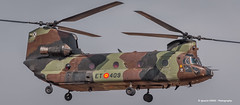 Boeing CH-47D Chinoock (Ignacio Ferre) Tags: famet lecv spanisharmy españa spain nikon chinook boeingch47d boeing helicóptero helicopter aeronave avión aviation aviación aircraft airplane military militar ejércitoespañol ejército army