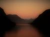 An Early Dawn (coollessons2004) Tags: dawn newzealand sea ocean fiordland fiord islands mountains