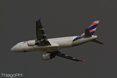 PR-MHX LATAM Brasil (Thiago Pereira Machado) Tags: brasilia bsb airbus tam latam a320 prmhx