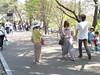 A sakura-colored girl (しまむー) Tags: sony cybershot dscf828 carl zeiss variosonnar t 7151mm 28200mm f228 sakura festa ashino park goshogawara aomori