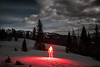 the getaway (Art by 2wenty) Tags: 2wenty night midnight mood moody light bigsky montana