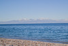Paradise (nikos__pot) Tags: sea beac mou gulf kiato greece pebbles blue colours happiness relaxing calmness snow sky