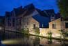 Sint-Antoniuskaai, Gent, Belgium (IFM Photographic) Tags: img2045a canon 600d ef2470mmf28lusm ef 2470mm f28l usm lseries ghent gent gand flemishregion régionflamande vlaamsgewest eastflanders flandreorientale ostflandern oostvlaanderen flanders flandre flandern vlaanderen belgium belgië belgique belgien night sintantoniuskaai river leie lys