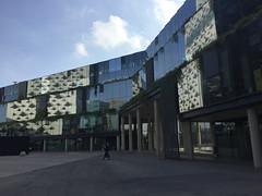 2018-04-FL-183884 (acme london) Tags: architecture barcelona corridor facade fira frittedglass hotel jeannouvel landscape renaissancehotelfira spain