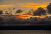 red over grey (glasnevinz) Tags: newzealand wellington harbour sunrise cloud dawn