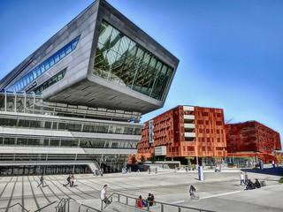 WU - Campus Wien/vienna