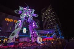 Unicorn Gundam (dariru2107) Tags: tokyo japan gundam asia robot city night nightscape sony a7r a7rii a7r2 odaiba