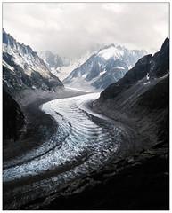 Mer de Glace, Chamonix (Wilco1954) Tags: apsfilm france mountains glacier merdeglace chamonix snow