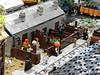 Brickerei: Victorian City Details (5) (Dornbi) Tags: lego brickerei england city church harbor victorian