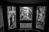 Lisbon : Ascensor da Bica (St James Gate) Tags: lisbonne lisbon ascensordabica noiretblanc blackandwhite portugalelevador da bicabica lift 葡萄牙里斯本