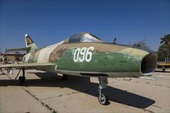Dassault Sa'ar B2 - 3 (NickJ 1972) Tags: israel israeli air force museum hatzerim iaf idf iasf 2018 aviation dassault saar super mystere b2 096