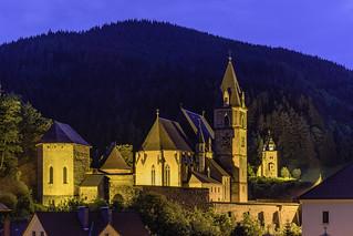 Church fortress St. Oswald