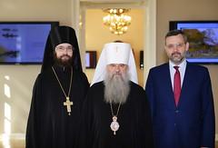 03. Заседание Священного Синода РПЦ 14.05.2018