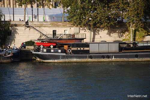 Париж Сена InterNetri  France 121