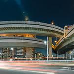 Metropolitan Expressway Oji-Kita Interchange (首都高速道路 王子北IC)