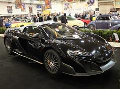 McLaren 675LT (Zappadong) Tags: mclaren 675lt essen motor show 2017 ems zappadong oldtimer youngtimer auto automobile automobil car coche voiture classic classics oldie oldtimertreffen carshow