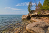 The Coast With the Most (Winglet Photography) Tags: sunset dusk evening twilight beach lake lakesuperior michigan up upperpeninsula autrain greatlakes wingletphotography georgewidener stockphoto earth canon 7d georgerwidener nature upnorth scenic scenery coast coastline rock rocks clear