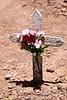 Down to Earth (daniel.virella) Tags: tombs graves cementery graveyard religion cross flowers sanpedrodeatacama chile atacama suramérica