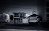Change (Bass Photography) Tags: canterbury canterburyrd nsw australia australiansuburbs blackwhite infrared development change house apartments road street streetphotography streetscape
