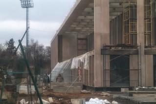 Moscow Luschniki Olympic Stadium  - Football World cup 2018