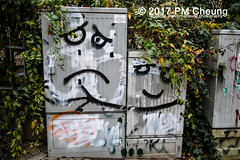 Streetart – Urbanart – Graffiti – Halle (Saale) - IMG_5774 (PM Cheung) Tags: berlinmuralfeststreetart streetart wandbilder wandgemälde graffiti hiphop rap murals street style pomengcheung kunst strasenmalerei facebookcompmcheungphotography muralfest pmcheung mengcheungpo mto urbanspree parkamgleisdreieck gleiseckpark walloffame 1up pasteups streetartist streetartistry boxart electricalbox electricalboxart electricutilityboxart art tagging urbanart subwayberlin bombing extinguishergraffiti extinguisherart extinguishertag extinguishertags graffitikalender pieces writer ubahn pasteup berlinmuralfest2018 cuvrygraffiti streetartkünstlersblu blu roa antifa