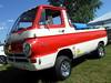 1965 Dodge A-100 (splattergraphics) Tags: 1965 dodge a100 pickup truck custom mopar carshow nsra streetrodnationalseast yorkpa yorkexpocenter