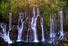 Gravity and water (Robyn Hooz) Tags: reunion island cascata waterfall volcano rain atmosphere lake river fiume natura wild geology