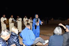 Hassan Dancing (meg21210) Tags: hassan guide tourguide dancing tuareg sahara desert erfoud morocco night musicians moroccan entertainment