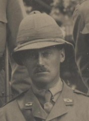 Quartermaster / Honorary Lt George Waud Piercy, 1915 (Humber Museums Partnership) Tags: ww1 east riding yeomanry yorkshire world war one military army soldier portrait history