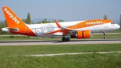 G-UZHE (Breitling Jet Team) Tags: guzhe neo livery easyjet euroairport bsl mlh basel flughafen lfsb