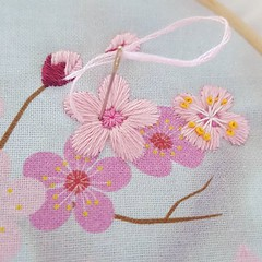 Here's another sneaky peak at the new cherry blossom embroidery kit and pattern which will be available on Friday! 🌸🌸🌸 (ohsewbootiful) Tags: ifttt instagram embroidery etsy etsyuk gifts giftsforher homedecor hoopart fiberart handembroidery handmade etsyseller embroideryhoop shophandmade handmadegifts decor wallhanging bestofetsy instaart hoopsofinstagram madebyme stitchersofinstagram