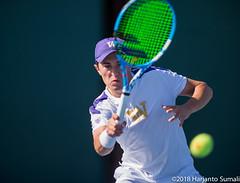 Stanford vs University of Washington 2018 (harjanto sumali) Tags: alexisalvarez ncaa pac12 universityofwashington sport tennis