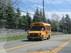 First Mile Square #215303 (ThoseGuys119) Tags: firstmilesquarellc milesquaretransportation schoolbus thomasbuilt freightliner fs65 c2 yonkersny