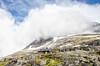 Trollstigen in Norway (kiragulieva) Tags: scandinavia scandinavian norway geiranger geirangerfjord nature beautifulnorway mountain travel nikond7000 trollstigen buildin clouds norwaynature d7000